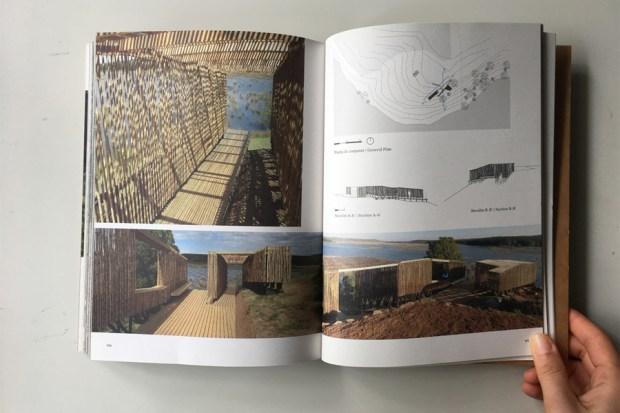 escola de arquitetura da universidade de talca chile foto cristina kesselring topografia