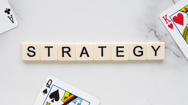does your company have a strategy