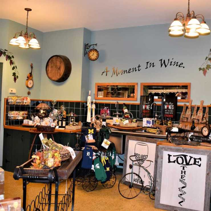 The Tasting Room at Burgdorf's Winery