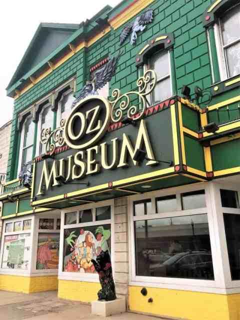 Oz Museum in Wamego, Kansas