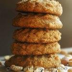Gluten-Free Sugar-Free Peanut Butter Cookies