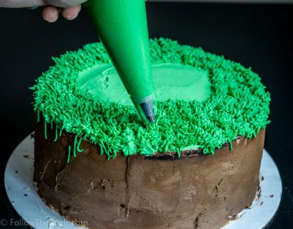 Golf Cake-2
