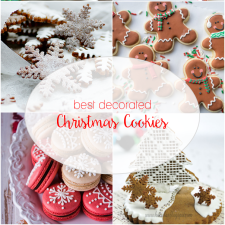 The Best Decorated Christmas Cookies