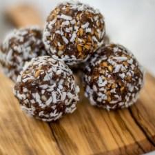 Paleo Almond Joy Bites