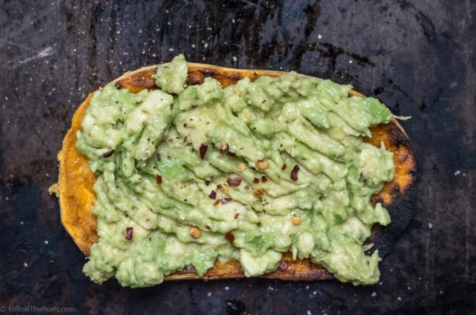 Paleo Avocado Toast