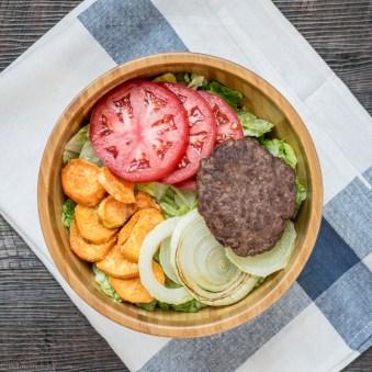 Burger Bowl