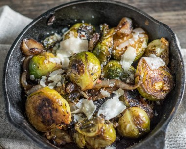 How to Make Brussels Sprouts that don't suck
