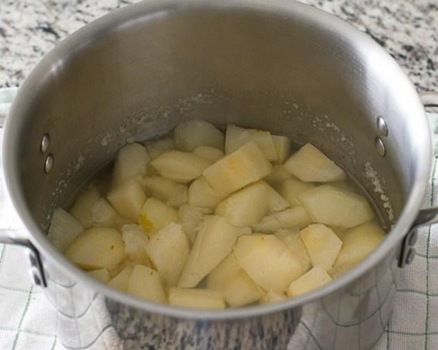 Pear Sauce