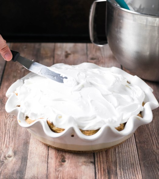 Sweet Potato Meringue Pie-13
