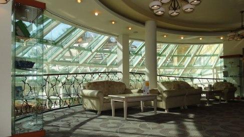 Park Inn by Radisson, reception area