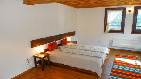 Complex Kosovo Houses, Elinovska House, bedroom