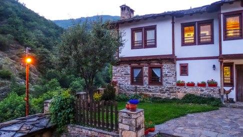 Complex Kosovo Houses, Hadjiiska House