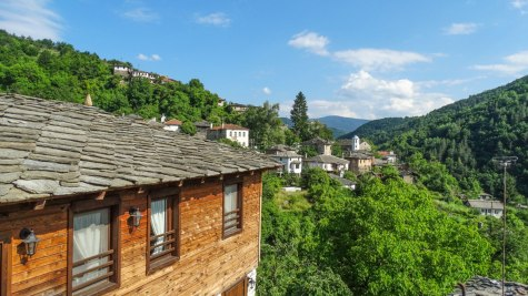Complex Kosovo Houses, Honeymoon, Suite, View