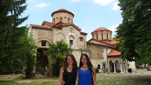 Nina-and-Ellie-in-Bachkovo-monastery
