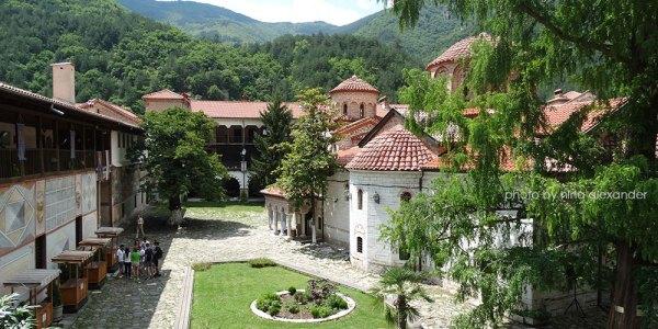 Stunning Bachkovo Monastery