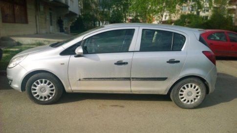 Rent a car Bulgaria, Opel Corsa 5