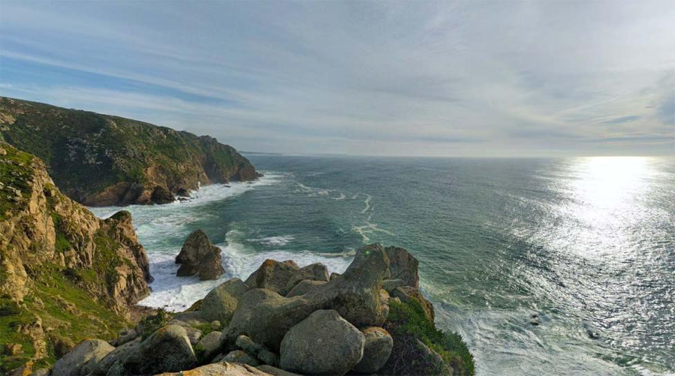 Cabo da Roca , Portugal
