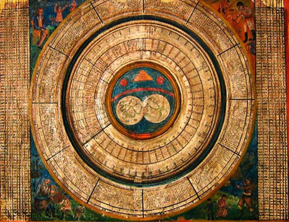 Proto-Bulgarian calendar
