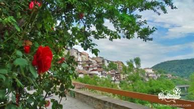 Veliko Tarnovo as seen from General Gurko street