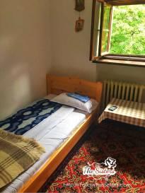 Bed-in-Rila-monastery