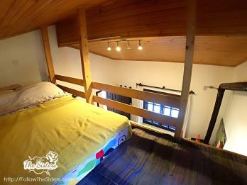 the little house Sliven bed