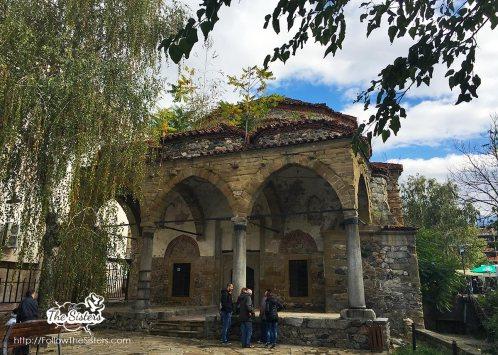 Dupnitsa, mosque