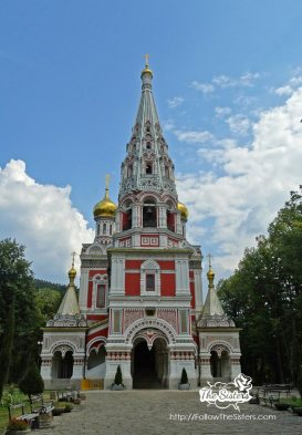 the amazing russian church