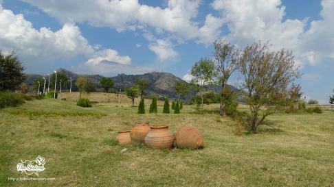 Tuida, Sliven, the view