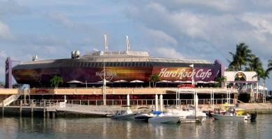 Hard Rock Cafe Miami Florida