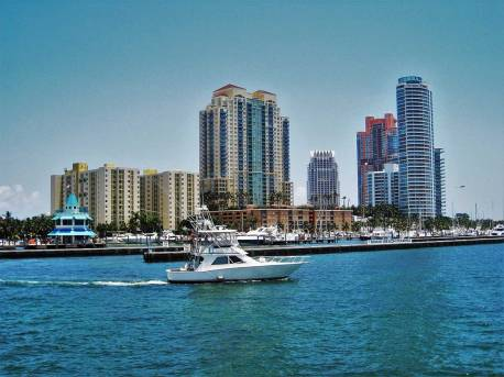 Yachting By Miami Beach
