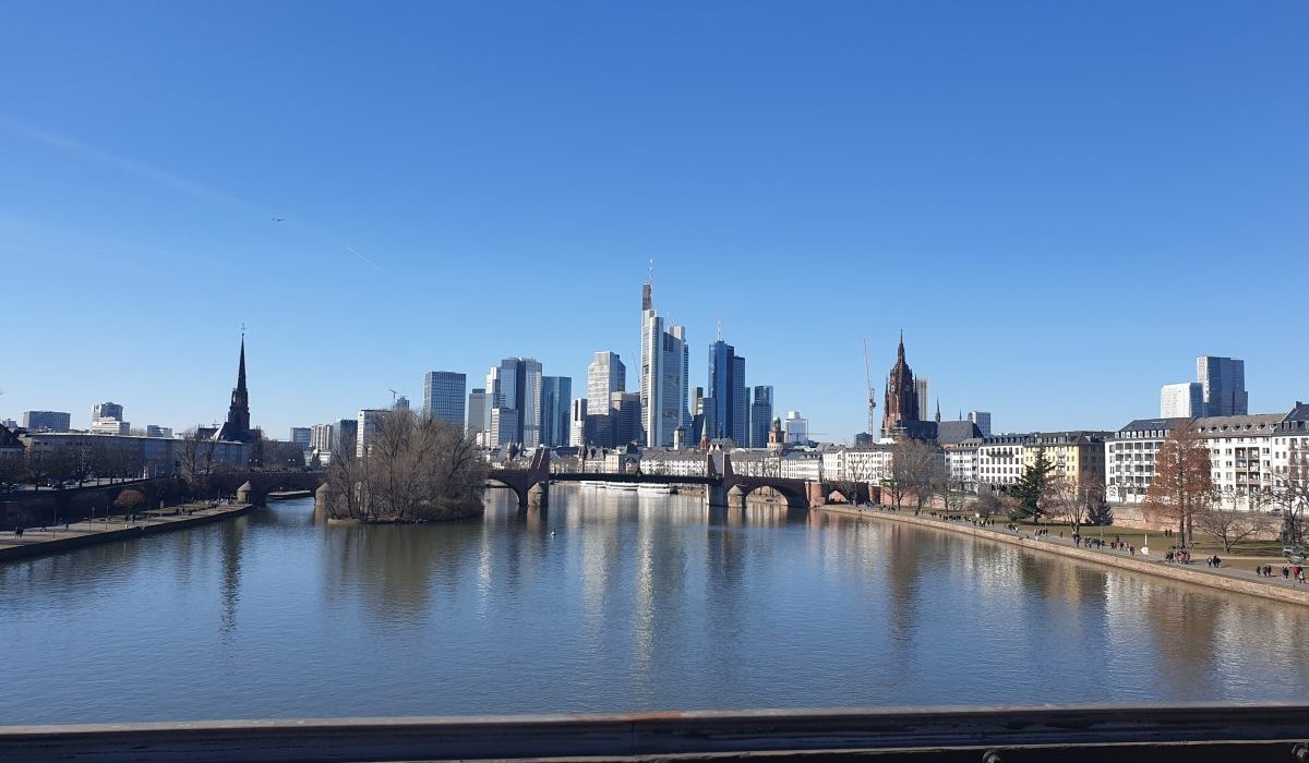 My First Time In Germany – Frankfurt And Heidelberg