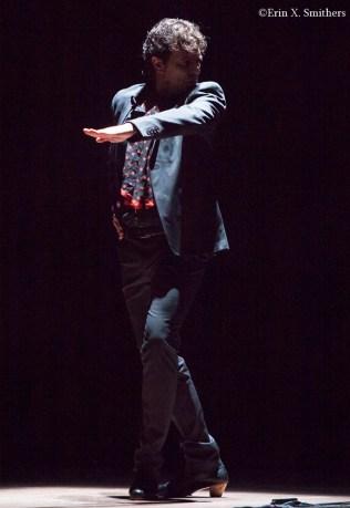 Juan Ogalla, Noche Flamenca
