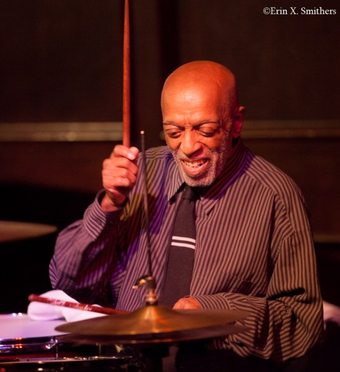 Fountain of Youth with Roy Haynes on drums.