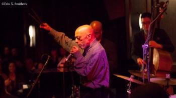 Roy Haynes sings.