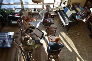 The Four Corners Quartet