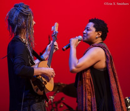 Lisa Fischer and JC Maillard
