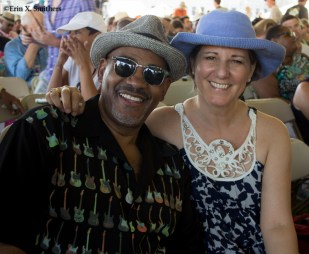 Allan and Pat Harris