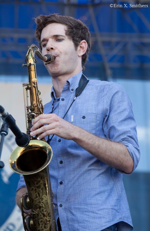 Gerald Clayton Quartet