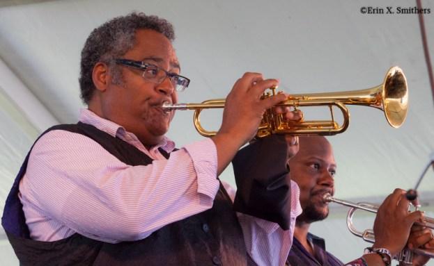 Jon Faddis: Triumph of Trumpets w Marquis Hill, Sean Jones, David Hazeltine, Kiyoshi