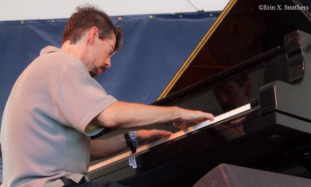 Fred Hersch Trio w John Hebert & Eric McPherson