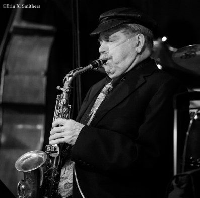 Phil Woods. ⒸErin X. Smithers