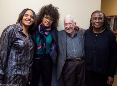 Terri Lyne Carrington, Esperanza Spalding, Fred Taylor, Gerri Allen