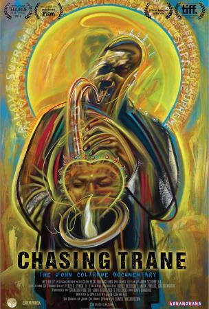 Movie poster, art work by Rudy Gutierrez