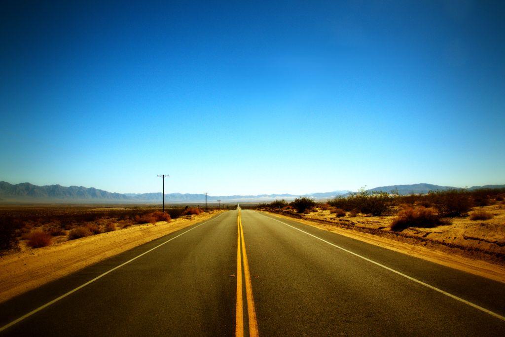 route 66 - droga 66 -trasa