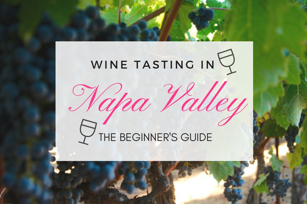 wine tasting in Napa Valley - best wineries in Napa Valley