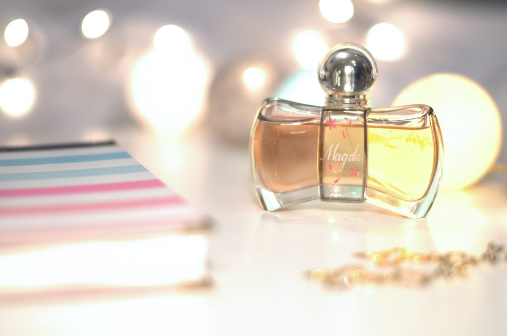 Romantic things to do in Paris - guerlain perfumes