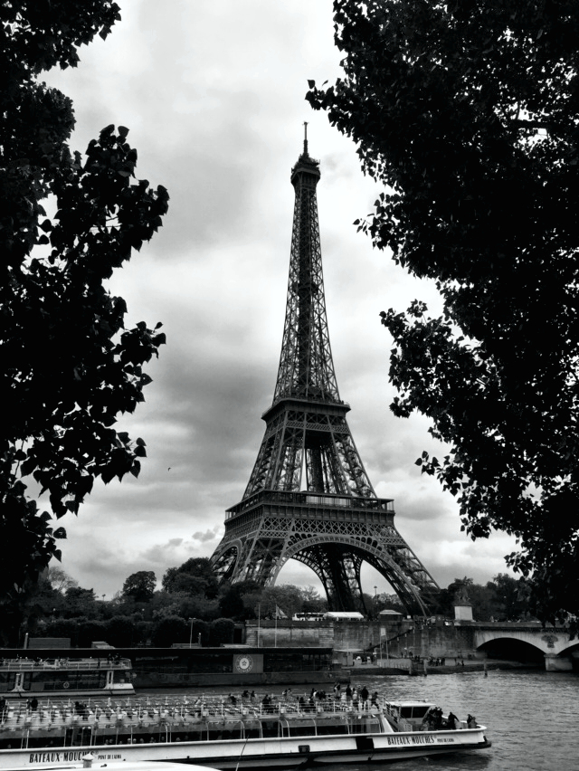 Romantic things to do in Paris - eiffel tower
