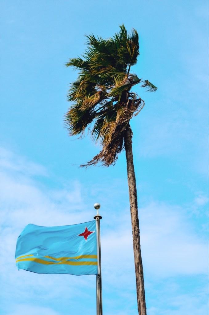 It's Aruba