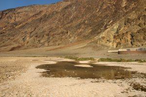 Dolina Śmierci - Badwater Basin