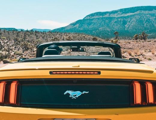 wynajem samochodu w USA - roadtrip kabrioletem może być niezapomnianym przeżyciem